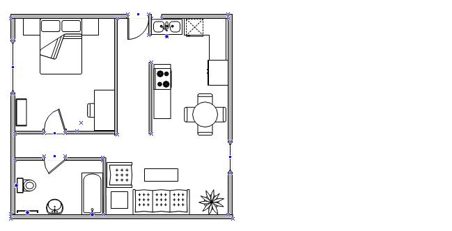 ev yerleşim planı